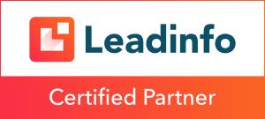 Stockholm SEO är certifierad partner till Leadinfo